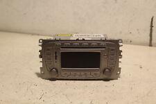 Radio CD Navigation 8M5T-18K931-AE Ford Focus Original 31249