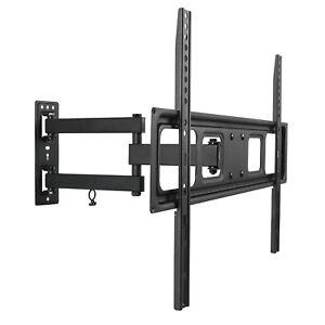 Full Motion Articulating TV LCD LED Corner Wall Mount 42 47 48 49 50 55 60 65 70