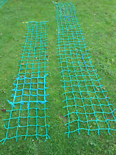 12ft Strong cargo rope scramble net 4treehouse playset fun bridge climbing swing