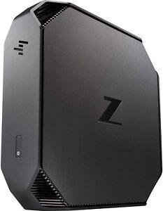 HP Z2 MINI G4 WS I9-9900 3.1GHZ 32GB RAM 1TB HDD+ 16G OPTANE nVidia P600 4GB WLA