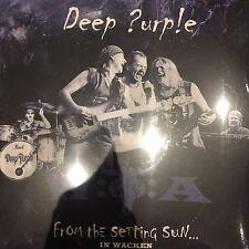 DEEP PURPLE 'FROM THE SETTING SUN' - IN WACKEN -3 X  LP VINYL NEW / SEALED