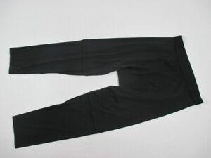 Nike Pants Men's Black Poly Compression New Multiple Sizes
