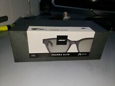 Bose Frames Alto [S/M] New in Sealed Box. Immediate Shipping