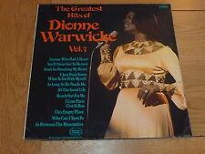 DIONNE WARWICK - The Greatest Hits Of Dione Warwick Vol. 3 - 1974 UK 11-track LP
