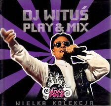 Dj Witus Play & Mix - Wielka kolekcja Disco Polo. Tom 17 (CD + ksiazka) NEW