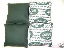 8 Cornhole Bean Bag Set Corn Hole Toss Baggo Jets