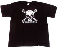 Official Disturbed Skull calavera metal t-shirt XL/XXL