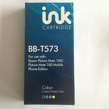 3 x Ink Cartridges For Epson Picture Mate 100