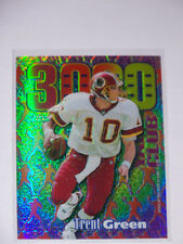 1999 topps chrome all-etch refractors#ae-14 trent green