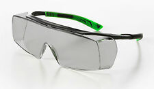 Univet 5X7 Ultimate Overspecs Anti Glare Safety Work Glasses (5X7.31.11.00)