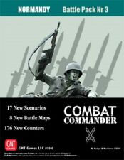Combat Commander Battle Pack 3 Normandy GMT Games NEW