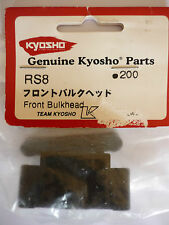 Genuine Kyosho Parts RS8 Front Bulkhead