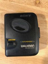 Sony Walkman Portable Stereo Cassette Player Vintage (WM-EX302)  No Reserve! NR