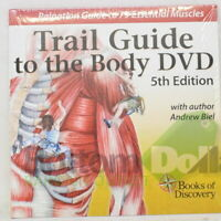 Trail Guide To The Body: Palpation Guide To 79 Essentail Muscles 5th Edition DVD