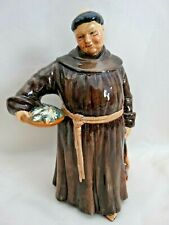 """Royal Doulton Character Figurine-""""The Jovial Monk"""" Hn 2144 Copr 1953 England"""