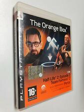 The orange box (Team fortress 2 + Portal + Half life 2) - Playstation 3 PS3