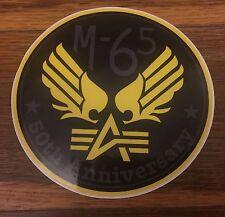 Rare Alpha industries Sticker - M-65 50th Anniversary
