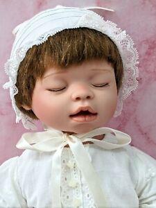 Ashton Drake Baby Doll From Sweet Joys Of Sisters- Lifelike