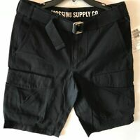 Mossimo Supply Co. Men's Cargo Relaxed Shorts with Belt