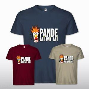 Pande MiMiMi Mi Mi Mi Beaker Parodie Anti Corona Sprüche Spaß Fun Lustig T-Shirt