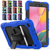 For Samsung Galaxy Tab A 8.0'' 2019 SM-T290 Full Cover Case & Screen Protector