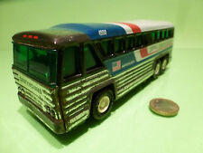 TIN TOYS BLECH BUDDY - TOURINGCAR AMERICRUISER GREYHOUND  - 1:50? - VERY GOOD