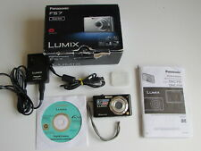 Appareil Photo Numérique : Panasonic Lumix FS7, 10.1 Mp, Leica DC Lens