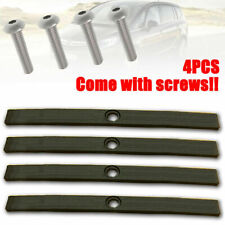 4pcs Vauxhall Opel Astra H Roof Rail Cover Replacement Trim Rack INC Bolts Screw
