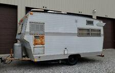 Vintage 1972 Shasta Camper Travel Trailer