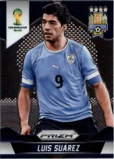 2014 Panini Prizm World Cup #194 Luis Suarez - Uruguay - Base Card