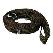 """VB Collection Heavy Duty 1"""" Polypropylene Dog Leash Select Your Length and Color"""