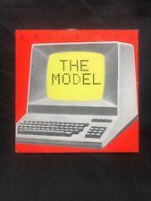 """Kraftwerk The Model / Computer Love EMI 5207 UK 7"""" Vinyl Single in P/S Excellent"""