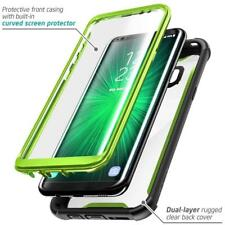 Samsung S8 Plus Case Dual Layer Screen Protector Military Tough Cover Anti Crack