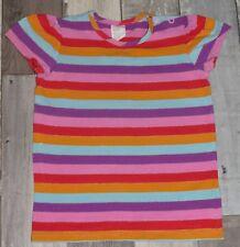 ~  Superbe Tee-shirt MC rayé H&M fille 3 ans ~ MUS64