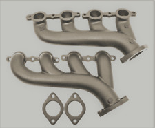 *BLEMISH - LS Swap Cast Iron Exhaust Manifold Chevrolet LS1LS2LS3 4.8L 5.3L 6.0L
