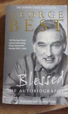 George Best Blessed The Autobiography Ebury Press Paperback Book