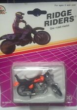 Yamaha Virago Street Bike Ridge Riders Zee Toys 80's NIP Motorcycle NEW Vintage