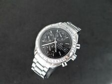 OMEGA SPEEDMASTER CHRONOGRAPH AUTOMATIC 1152 BLACK DIAL STEEL REF 175.0083