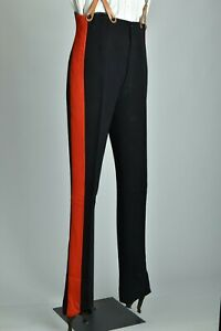 British Army Officer's Pre-WW1 Tautz of London No.1 Dress Uniform Trousers. BQA