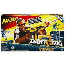 Brand New NERF N-Strike QUICK 16 Dart BLASTER Dart Tag