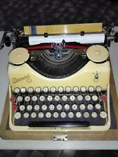 RHEINMETALL MACCHINA DA SCRIVERE ANTICA E RARA  DEL 1935 OLD TYPEWRITER