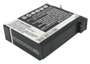Replacement Battery For GoPro 3.8v 1160mAh / 4.41Wh Camera Battery