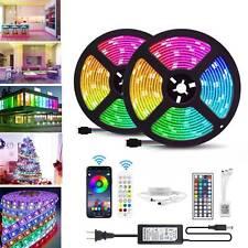 1-30m RGB LED Stripe Leiste Streifen Band Licht 5050 SMD Leuchte Lichterkette