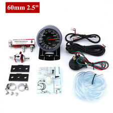 -1 to 3 Bar 12V Turbo Boost Gauge Car Meter With Turbo Boost Controller Kit