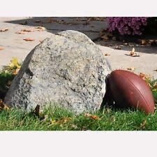 Large Fake Rock Faux Stone Landscaping Rocks Decor Garden Hideaway Boulder New
