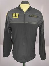 Nike NFL New York Giants 2016 Salute to Service Jacket Size S 804373-010 NWOT