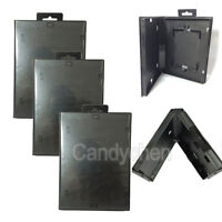 3Pcs Empty Replacement Game Clam-Shell Boxes Cases For Sega Genesis Cartridge