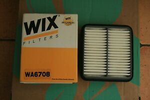 Air Filter WA6708 Fits Toyota Cynos Paseo Starlet 95-99