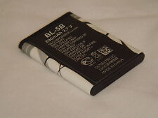 BL5B BL-5B Replacement BATTERY FOR NOKIA 5500 Sport 5200 5300 5320 N80 6124 6021
