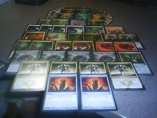 MTG Magic SLIVER ASCENDANCY Abzan Necrotic Hivestone Pawn of Ulamog Custom LOT